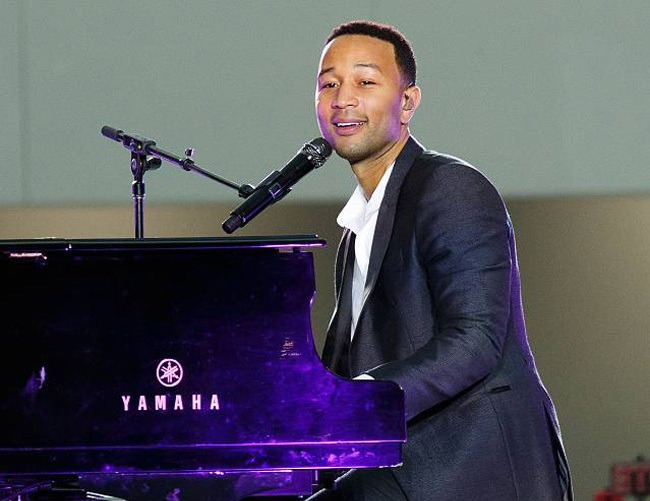 John Legend's new song was inspired by a first date