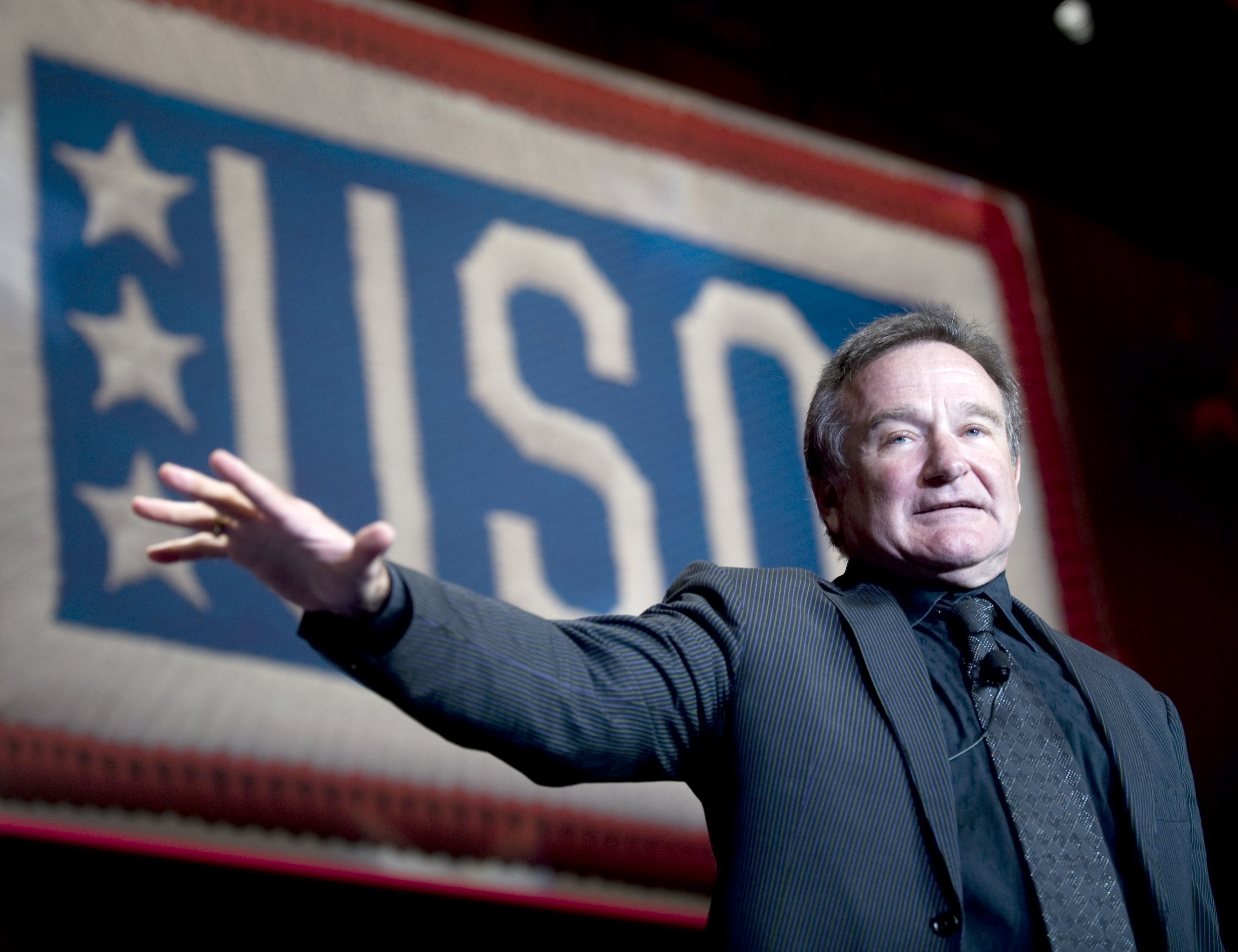 SAG-AFTRA names its new screening room after Robin Williams