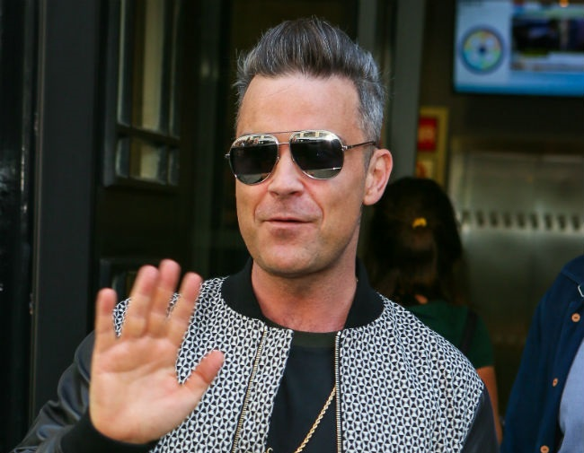 Robbie Williams' career affected by severe arthritis