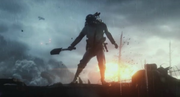 The truth about the incredible Battlefield 1 trailer will amaze you