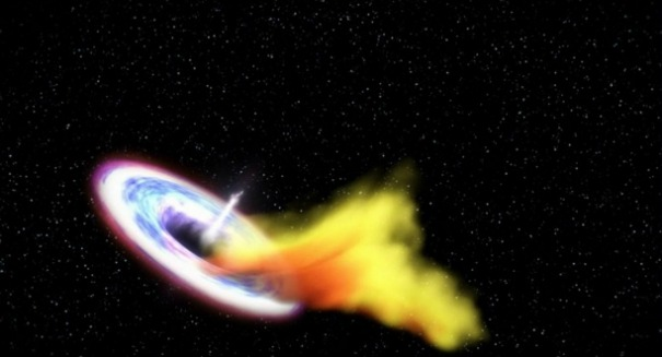 Incredible spacecraft to watch black holes smash into each other