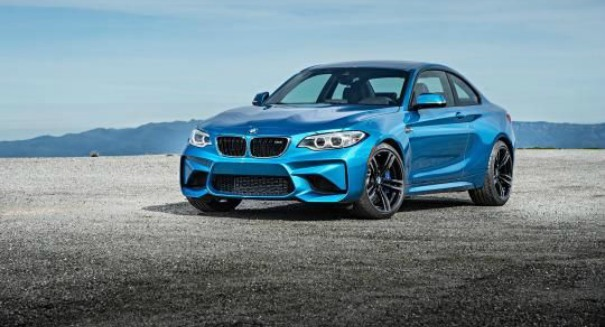 BMW shocks the auto world with the unveiling of the 2016 M2