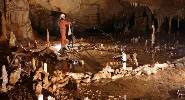 Scientists stunned by discovery in Neanderthal cave in France