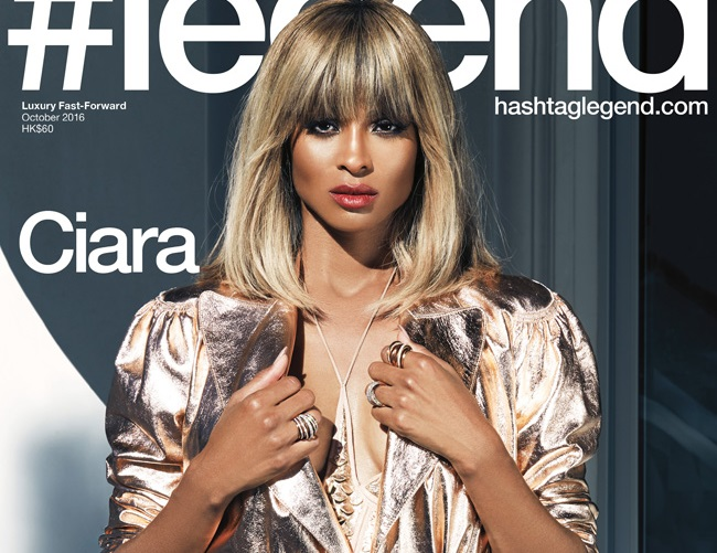 Ciara discusses her big wedding day and the importance of family