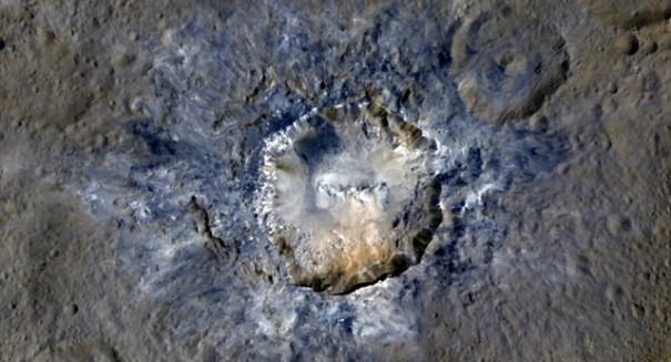 Stunning footage emerges of something weird on Ceres [VIDEO]