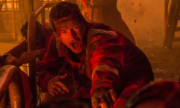Oil rig disaster flick, 'Deepwater Horizon,' drills deep into your head AND your heart