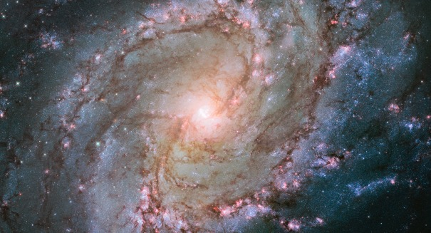 Rare galactic collision becomes nursery to more than 800 new stars