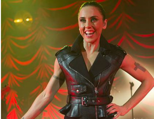 Mel C: The 'Spice Girls' never relied on looking sexy