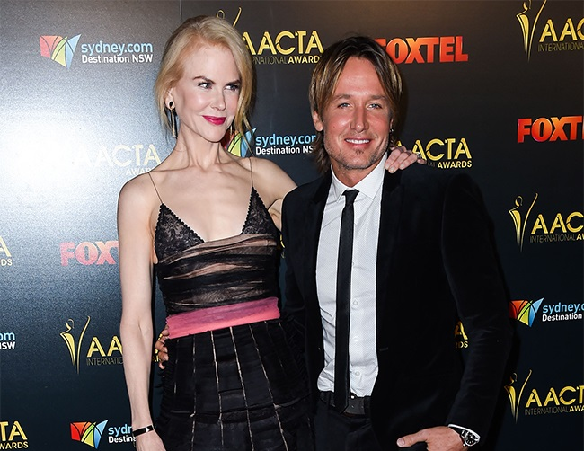 Nicole Kidman gushes about Keith Urban