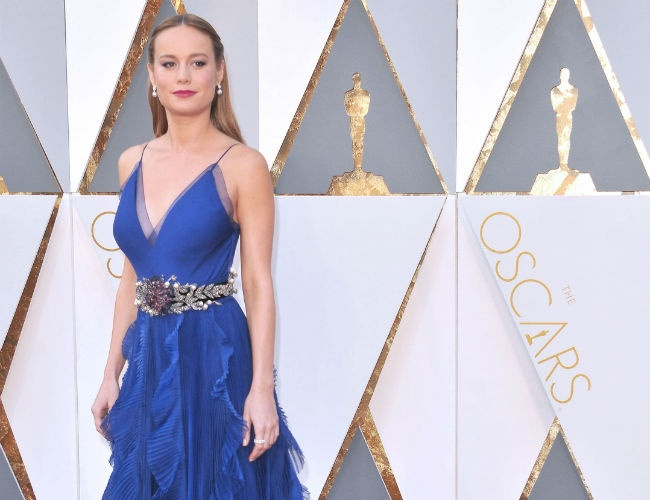 Brie Larson says acting is weird