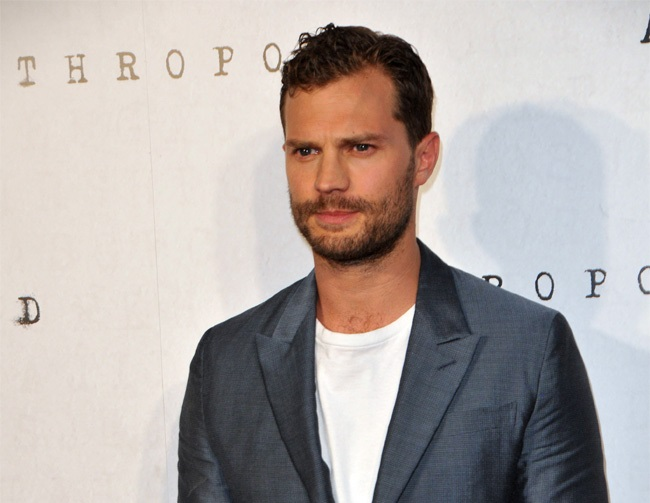 Jamie Dornan is living a stressful life in London