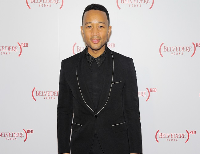 John Legend on raising a child and his newest single