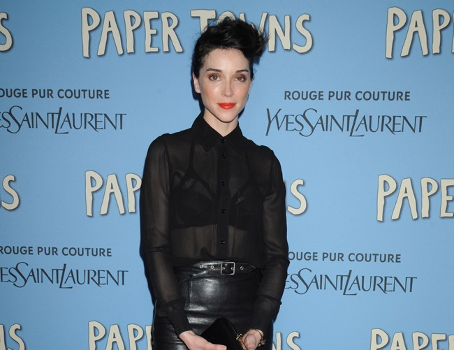 St. Vincent still loves Cara Delevingne