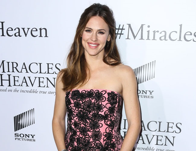 Jennifer Garner on leadership and family life