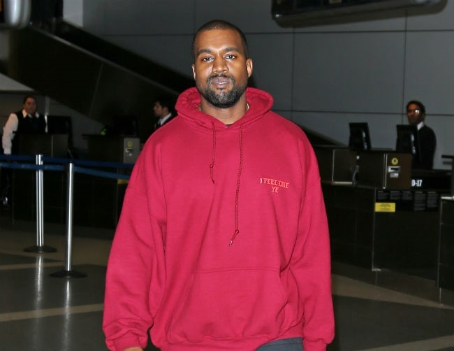 Kanye West is suffering from paranoia
