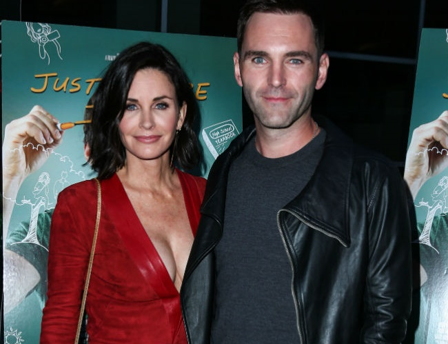 Courteney Cox on relationships, David Arquette, and parenting