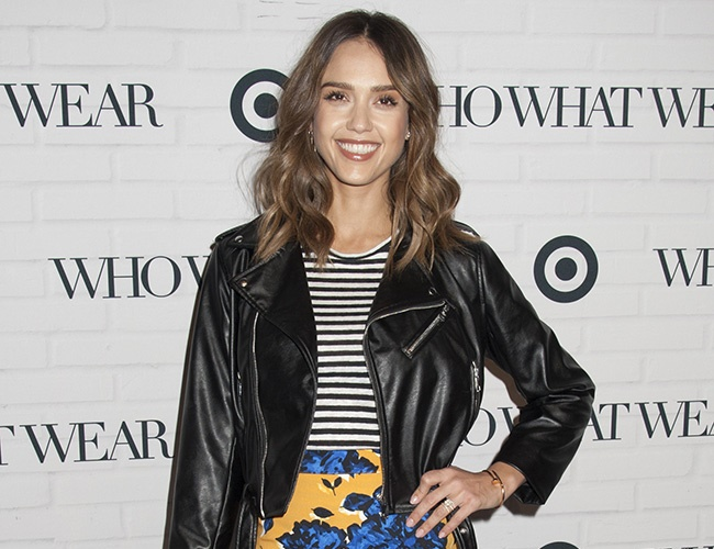 Jessica Alba was too shy to get a boyfriend