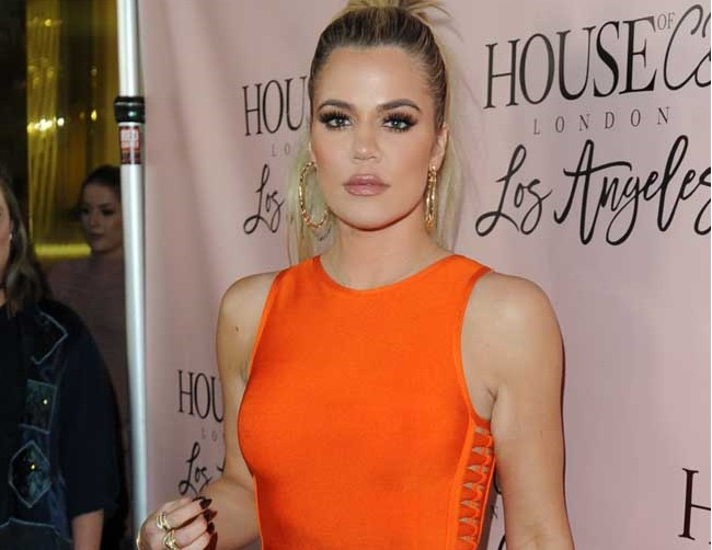 Khloe Kardashian refused to make eye contact due to her weight