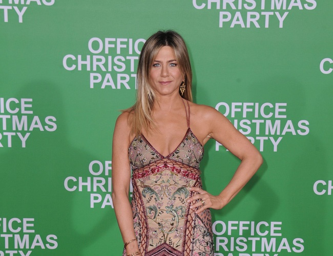 Jennifer Aniston wants to return to television
