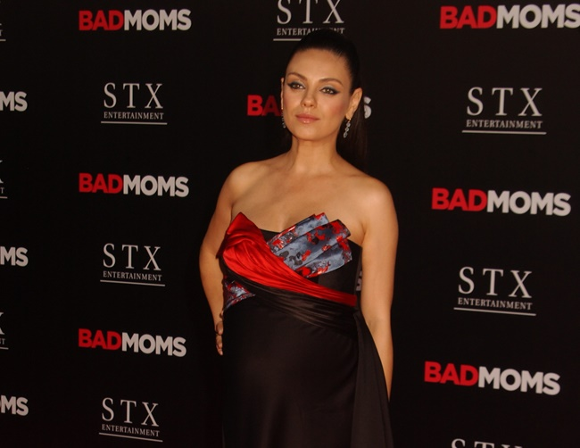 Mila Kunis enjoys venting out motherly frustrations