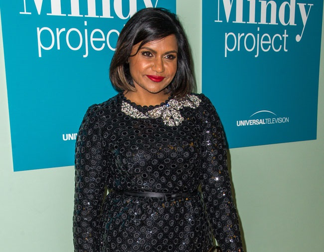 Mindy Kaling feels inadequate on 'Ocean's Eight' set