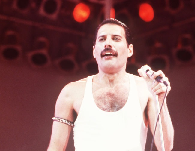 Freddie Mercury has an asteroid named after him