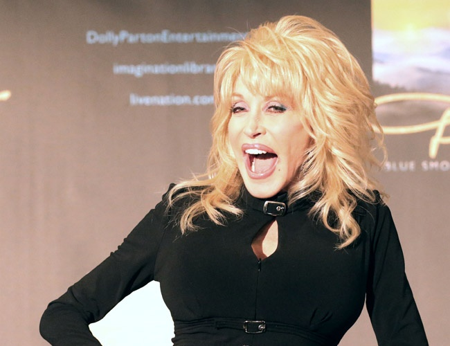 Dolly Parton reveals secret to successful marriage