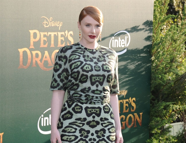 Bryce Dallas Howard refused to 'Google' herself due to criticism fears