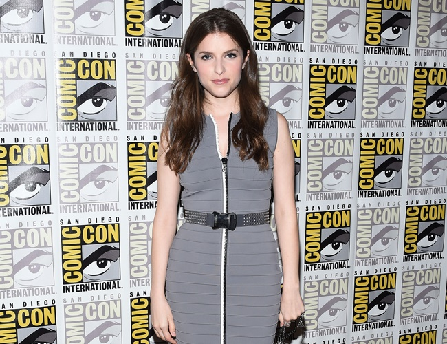 "Anna Kendrick wants to play a ""badass"" soldier"
