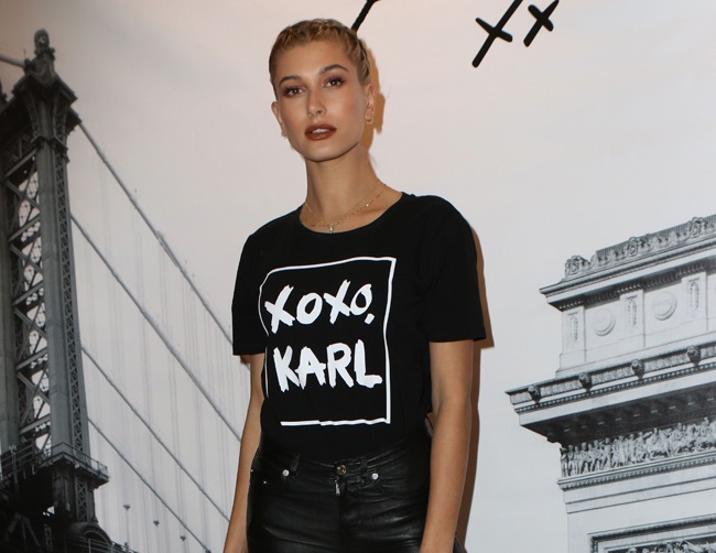Hailey Baldwin wants to prove herself without relying on the family name