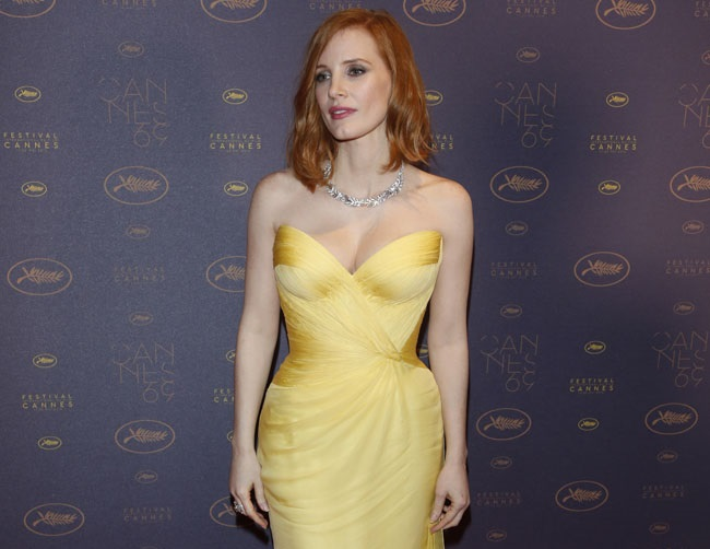 Jessica Chastain on fame, privacy, and career goals