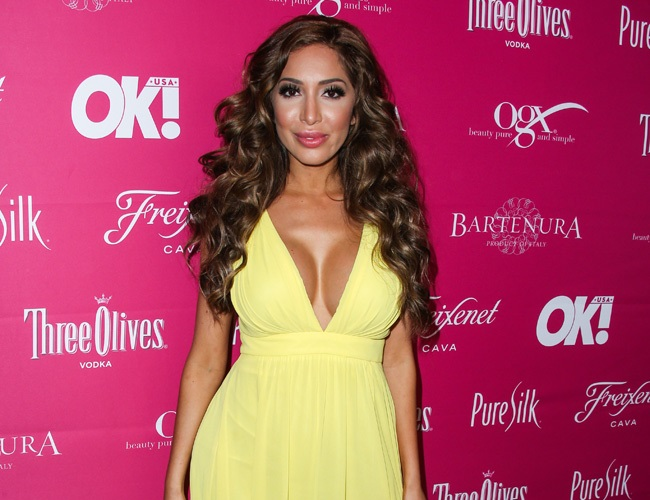 Farrah Abraham bought her own engagement ring