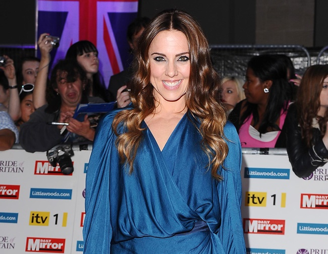 Mel C is considering another child