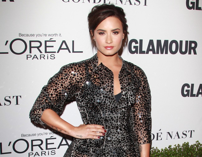 Demi Lovato opens up about bipolar disorder