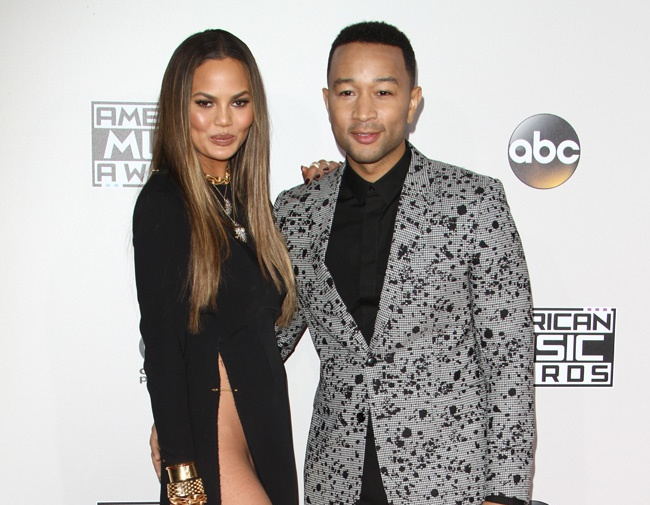 John Legend: I used to be very selfish