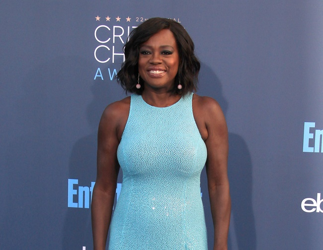 Viola Davis delivers a powerful self-acceptance speech