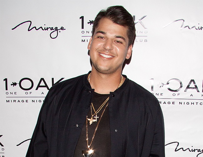 Rob Kardashian was really hoping for a son