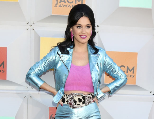 Katy Perry helps deliver sister's baby