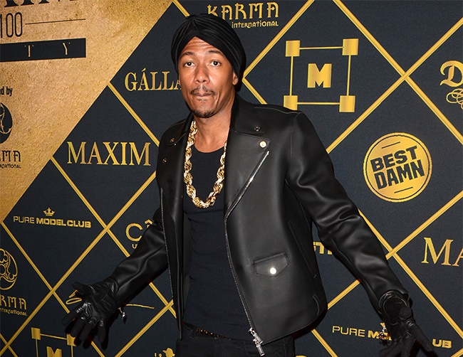 Nick Cannon defends Mariah Carey's New Year's Eve performance