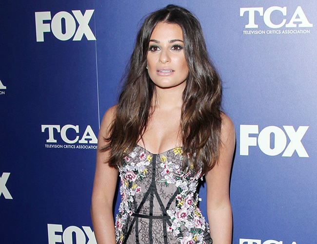 Lea Michele praises producer Ryan Murphy