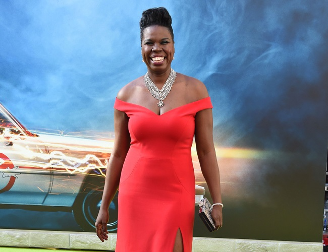 Leslie Jones opens up about Twitter racial attacks