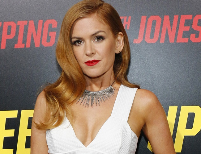 Isla Fisher had a terrible experience filming 'Nocturnal Animals'