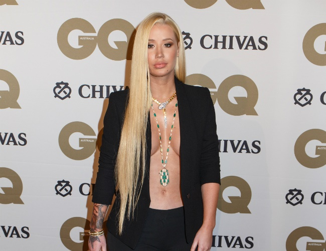 "Iggy Azalea discusses her hectic, ""insane"" lifestyle"