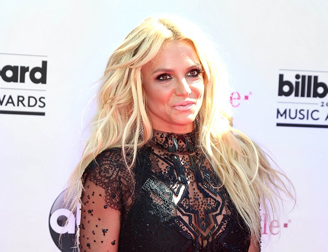 Britney Spears feeling nervous about 'VMA' performance