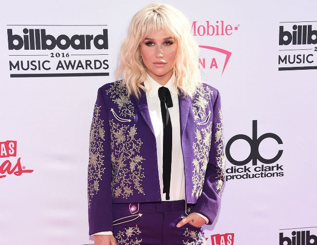 Kesha opens up about anxiety and eating disorder