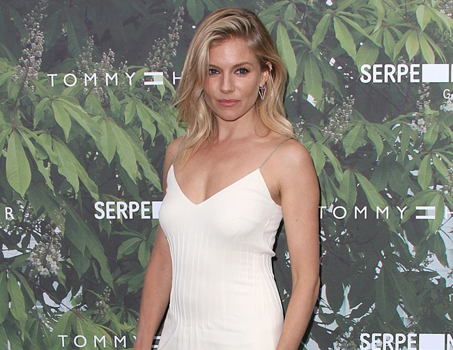 Sienna Miller discusses holiday plans