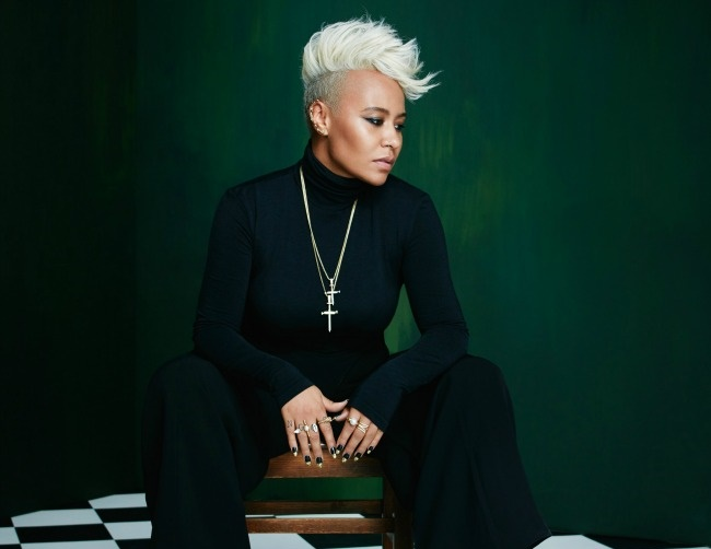 "Emeli Sandé feels ""really supported"" by Jay Z"