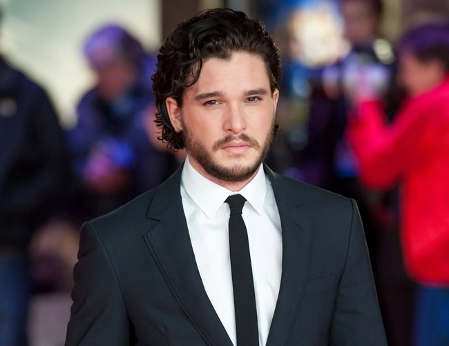 Kit Harington gets easily emotional