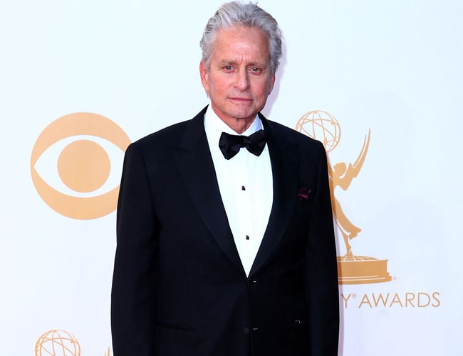 Michael Douglas acknowledges marriage mistakes
