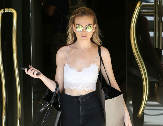 Perrie Edwards admits dating fellow musicians is hard
